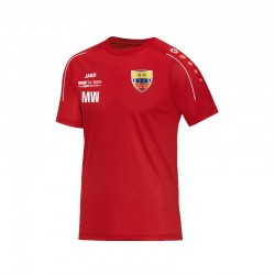 T-Shirt Classico rot